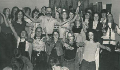 1970's Youth Group