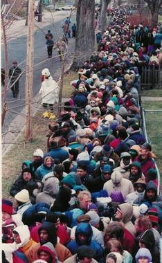 Thanksgiving GiveAway 1993